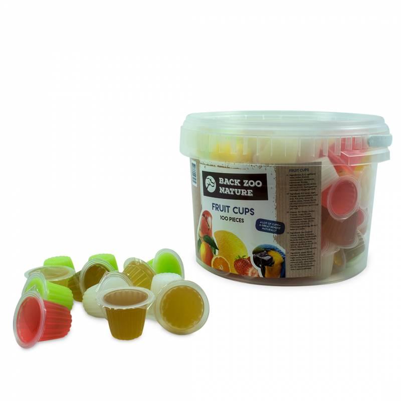 Fruit en fruitkuipjes